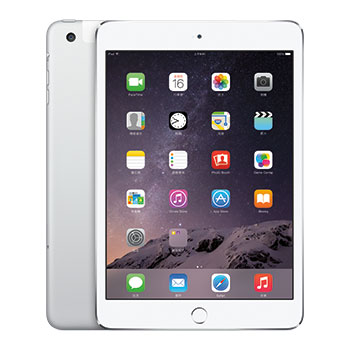 iPad mini 3 Wi-Fi+Cellular  64GB SILVER