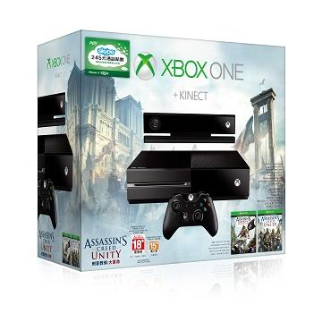 XBOX ONE + Kinect 刺客教條經典組
