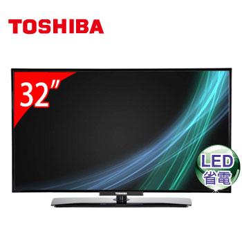 TOSHIBA 32型LED液晶顯示器 32P2450VS