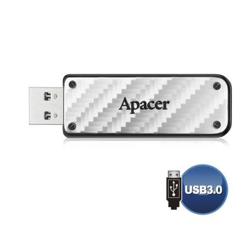 【128G】Apacer AH450 炫銀閃電隨身碟