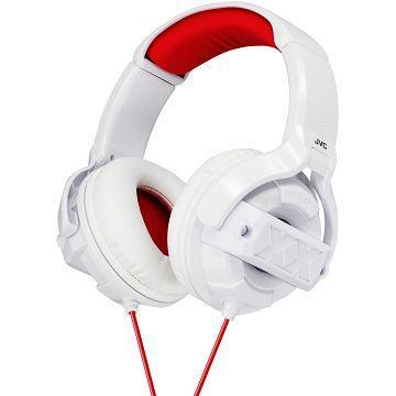 JVC 耳罩式耳機 HA-M55X-白