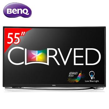 BenQ 55型 曲面LED顯示器 55RU6600