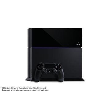 PS4-主機(500G極致黑)