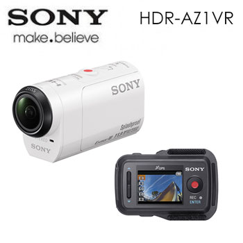 SONY AZ1VR 運動型攝影機 HDR-AZ1VR