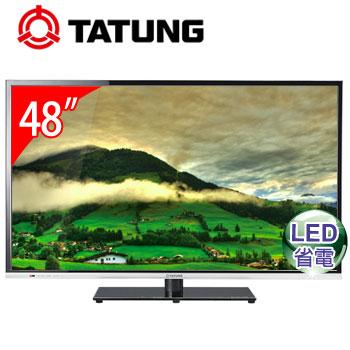 大同48型LED液晶顯示器+視訊盒  DK-4830