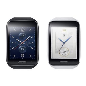 SAMSUNG Gear S智慧手錶-白