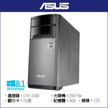 ASUS M32AA1 Ci5-3340 1TB 四核燒錄