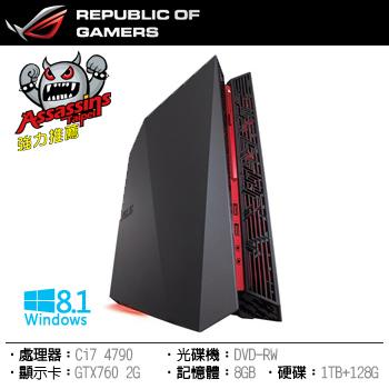 Asus ROG G20AJ Ci7 GTX760 電競獨顯