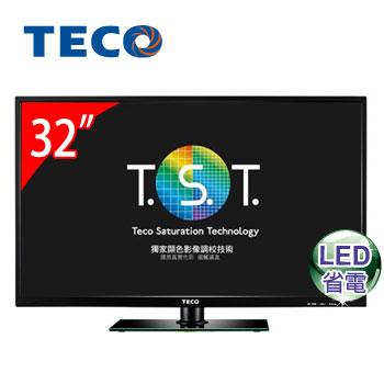 東元32型LED液晶顯示器 TL3235TRE