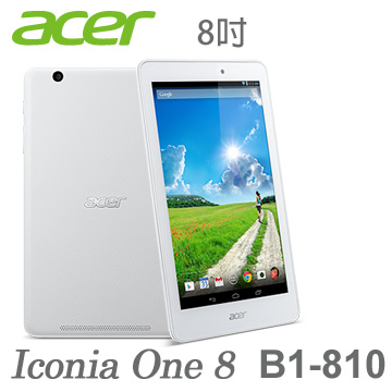 ACER ICONIA One 8 16G-WIFI/白