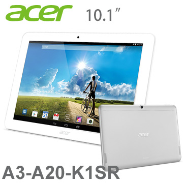 ACER ICONIA Tab 10 16G-WIFI/銀