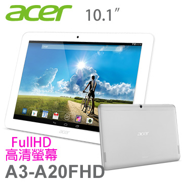 ACER ICONIA Tab 10 FHD 32G-WIFI/銀