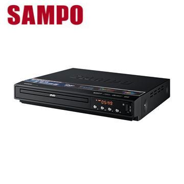 聲寶DVD影音光碟機  DV-TU221B