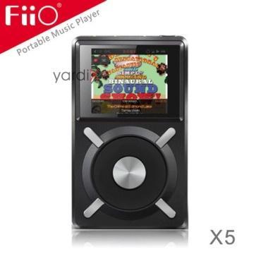 FiiO X5專業隨身Hi-Fi音樂播放器