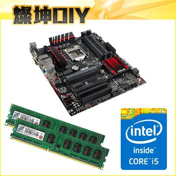 Intel Core i5 4460 電競升級套件組
