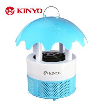KINYO 水滴造型吸入式強效捕蚊燈