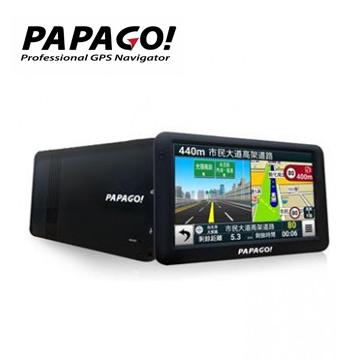 PAPAGO GoPad 5 Wi-Fi 5吋聲控導航平板