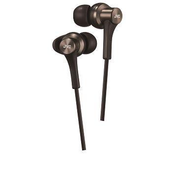 JVC HA-FR46 入耳式耳機-黑