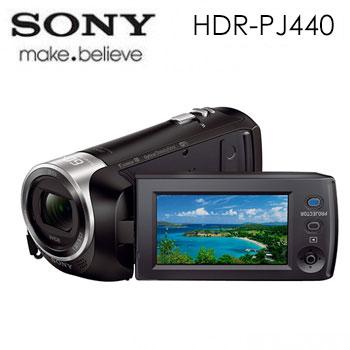 SONY PJ440記憶卡式高畫質投影攝影機