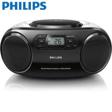 [福利品]PHILIPS藍牙手提CD音響