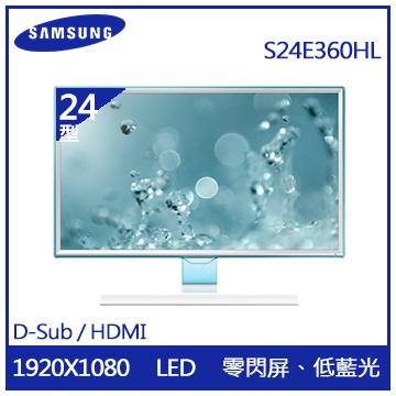 【展示機】【24型】SAMSUNG PLS液晶顯示器