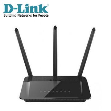 D-LINK AC1750 雙頻Gigabit無線路由器