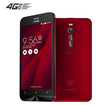 ASUS ZenFone2 16G 5.5吋-紅(2G RAM)