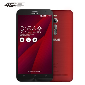 ASUS ZenFone2 32G 5.5吋-紅(2G RAM)