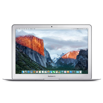 "【8G RAM】Mac Book Air 13.3""(1.6GHz/128GB/HD6000)"
