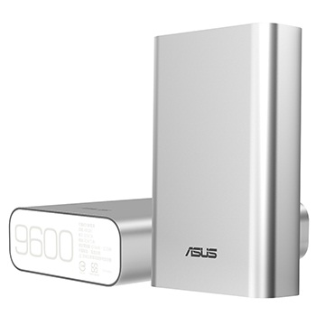 ASUS ZenPower 9600行動電源-銀