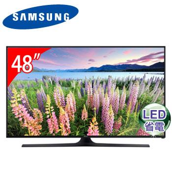 SAMSUNG 48型LED液晶電視 UA48J5100AWXZW
