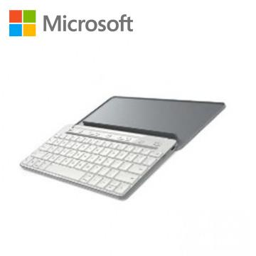 【燦坤限定】Microsoft 通用行動鍵盤-灰