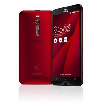 ASUS ZenFone2 32G 5.5吋-紅(4G RAM)