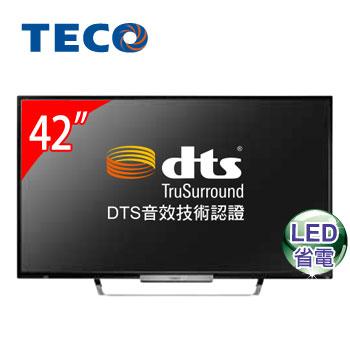 東元42型LED液晶顯示器 TL4236TRE