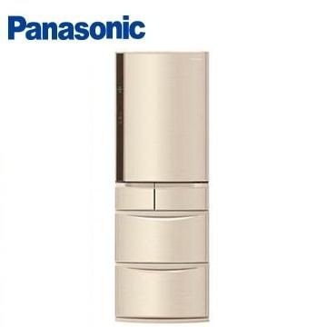 【節能補助】Panasonic 430公升旗艦ECONAVI五門變頻冰箱