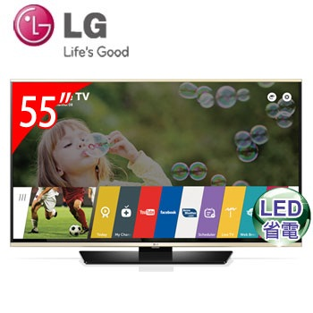 LG 55型 LED智慧型液晶電視  55LF6350