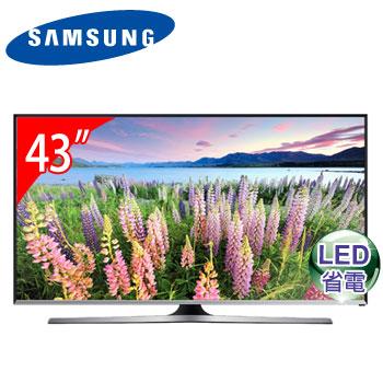 SAMSUNG 43型LED智慧型液晶電視 UA43J5500AWXZW