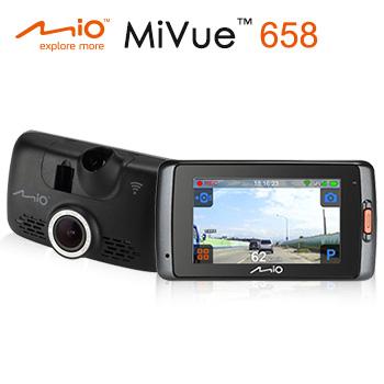 Mio MiVue 658 Wi-Fi行車記錄器