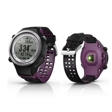 EPSON Runsense 路跑教練 GPS運動心率錶