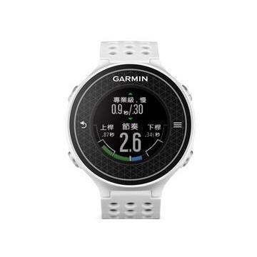 Garmin S6 中文高爾夫球GPS腕錶-白