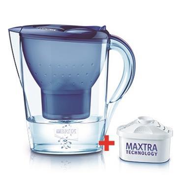 德國BRITA濾水壺-馬利拉(藍)