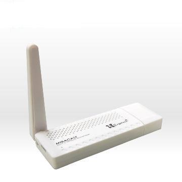 人因MD3056PW-iOS加強版無線HDMI分享棒