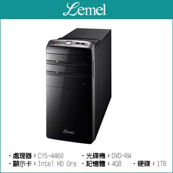 Lemel LX3 Ci5-4460 1TB 四核燒錄
