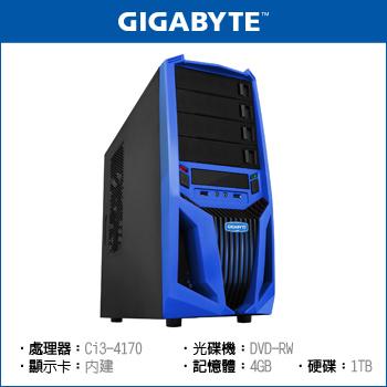Gigabyte LX3 Ci3-4170 1TB 雙核燒錄