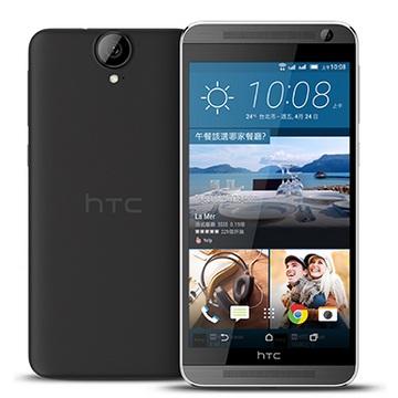 HTC One E9+ dual sim 4G LTE-黑
