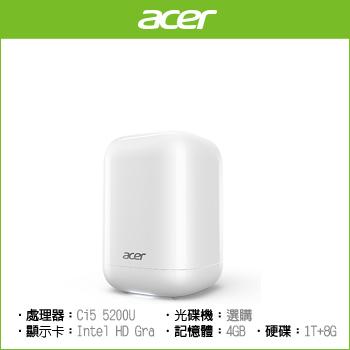 Acer Revo One RL85 Ci5-5200 1TB 迷你型