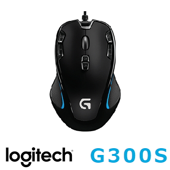 羅技G300s遊戲滑鼠