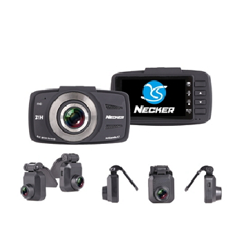 NECKER S5前後雙鏡1080P行車記錄器