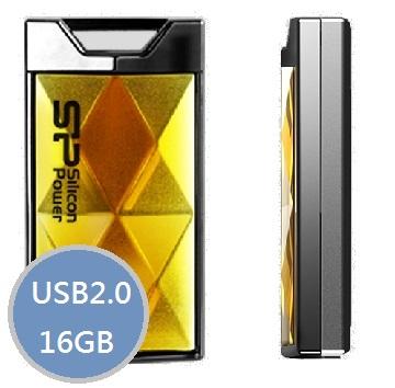 【16G】廣穎Touch 850 (金)隨身碟