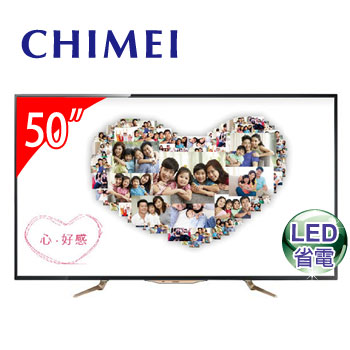 CHIMEI 50型LED智慧聯網顯示器  TL-50N100